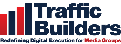 Traffic Builders for Media Logo